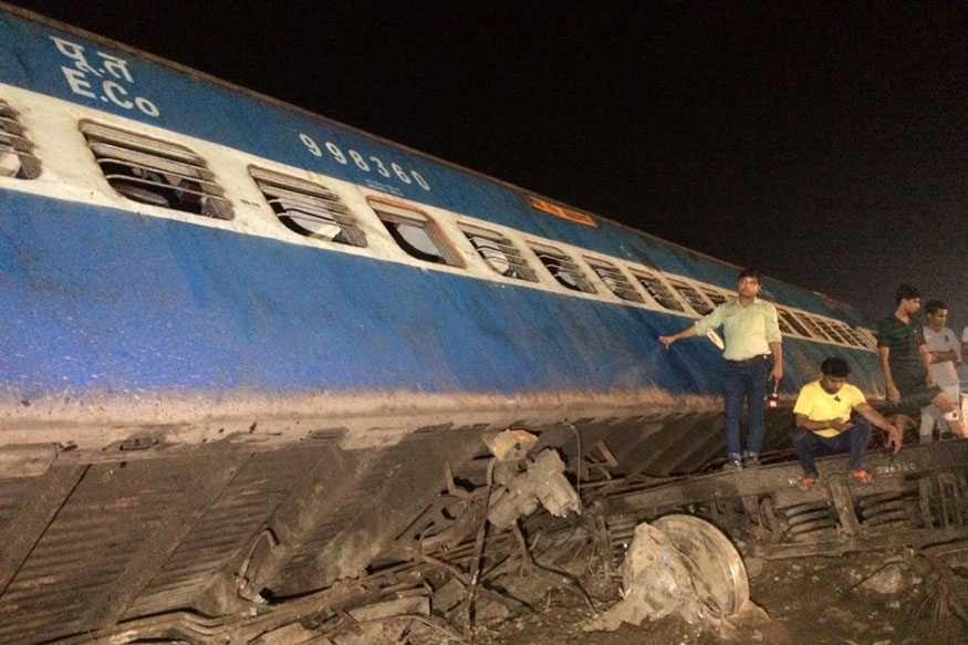 UP ATS Finds 'No Evidence' to Back Terror Angle in Utkal Express Derailment