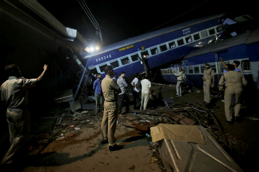 On Utkal Express Derailment, Suresh Prabhu Wants Answers by 'End of the Day'