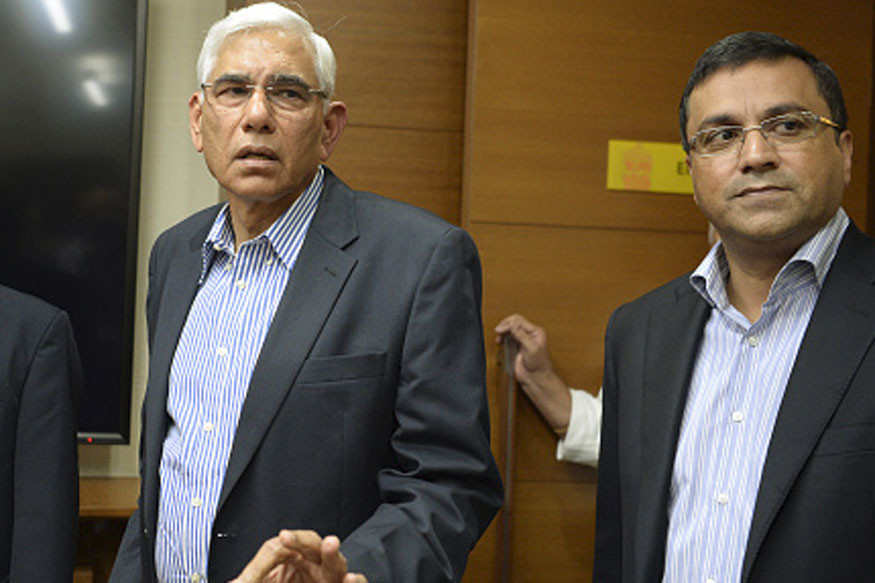 CoA Seeks Supreme Court Directive to Remove BCCI Top Brass