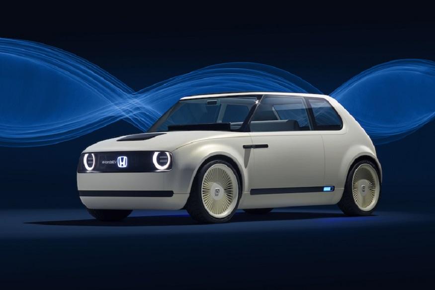 Honda EV Concept. (Image: Honda)