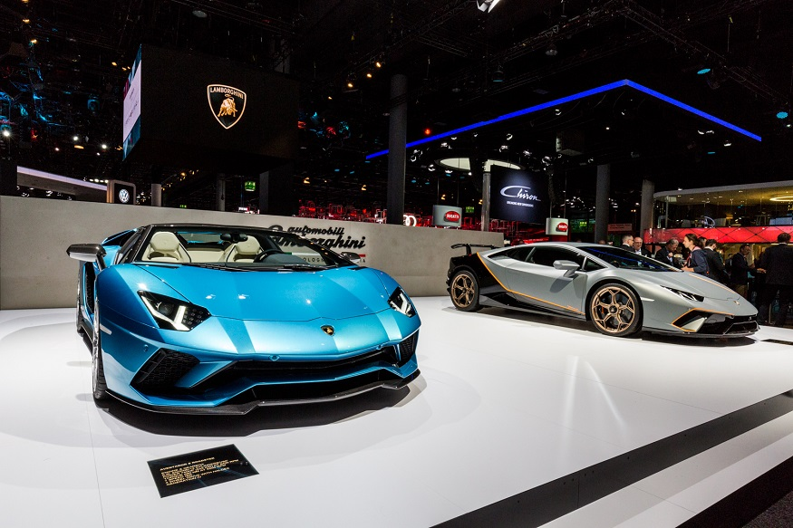 2017 Frankfurt Motor show