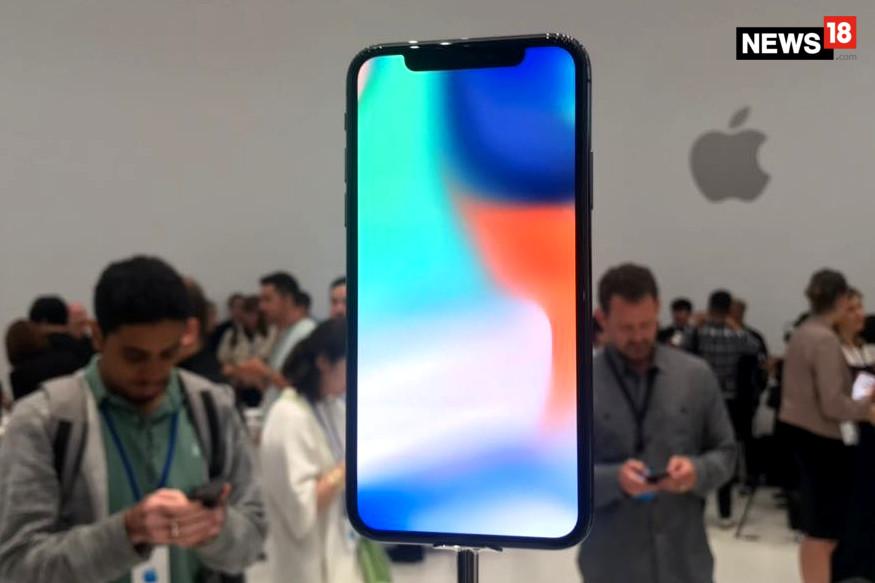 Apple iPhone X india price
