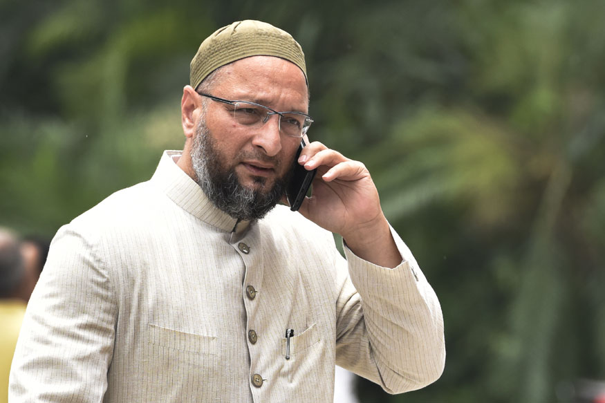 Asaduddin Owaisi Writes Letter Opposing Bill to Criminalise Triple Talaq
