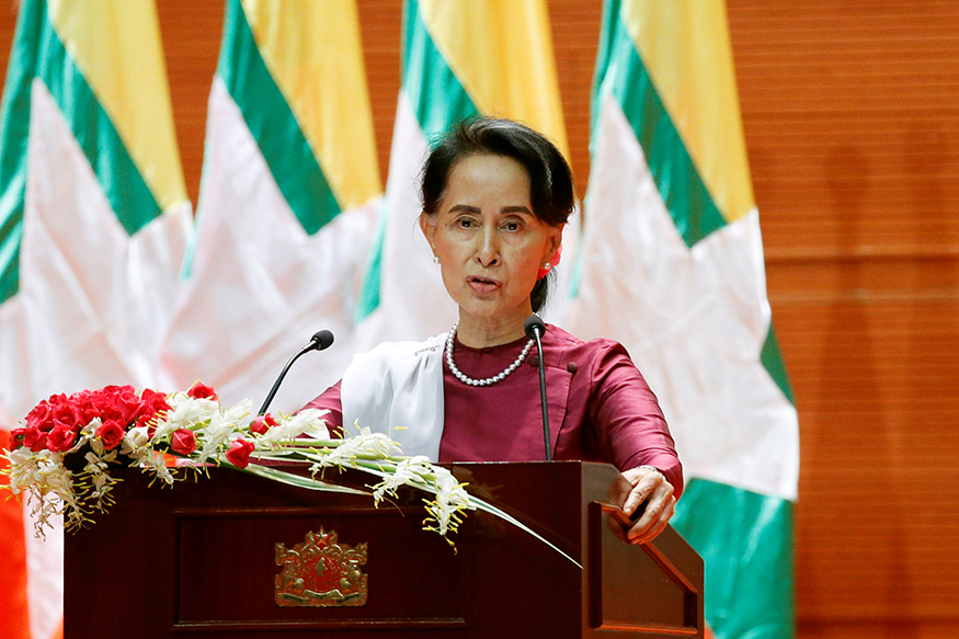 OPINION | Why India Should Take up Aung San Suu Kyi's Offer to Take Back Rohingyas