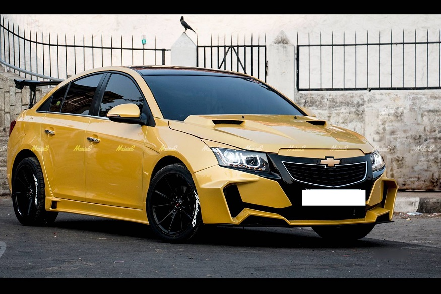transformers inspired chevrolet cruze chevy cruze ss forum. Black Bedroom Furniture Sets. Home Design Ideas