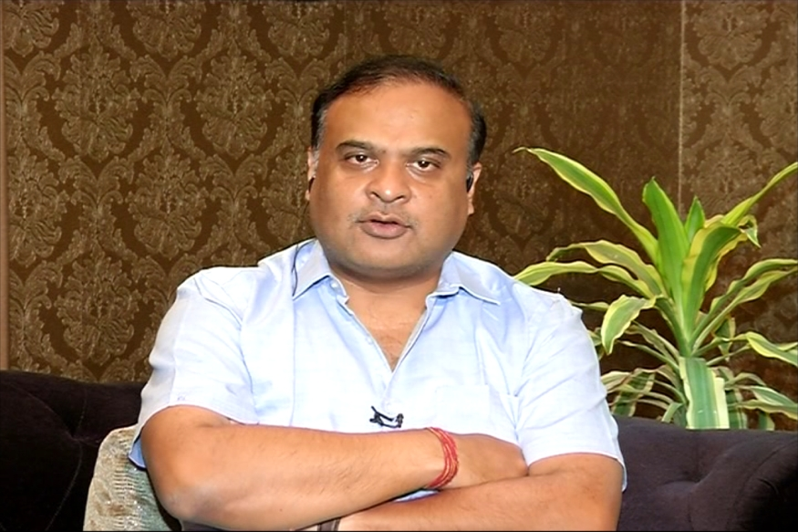 Keep Immigrants Out, We're Losing land, Culture to Them: Himanta Biswa Sarma