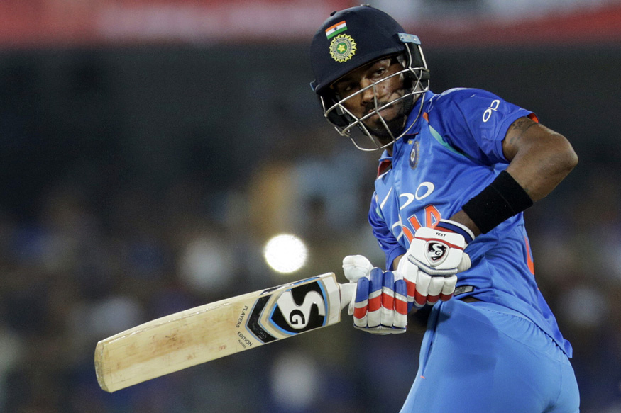 Pandya Stars as India Crush Aus to Take Unbeatable 3-0 Lead & Rise to No.1 in ODIs