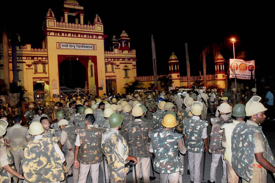 Yogi Adityanath Govt Pulls up BHU Authorities, V-C's Job Might be at Risk