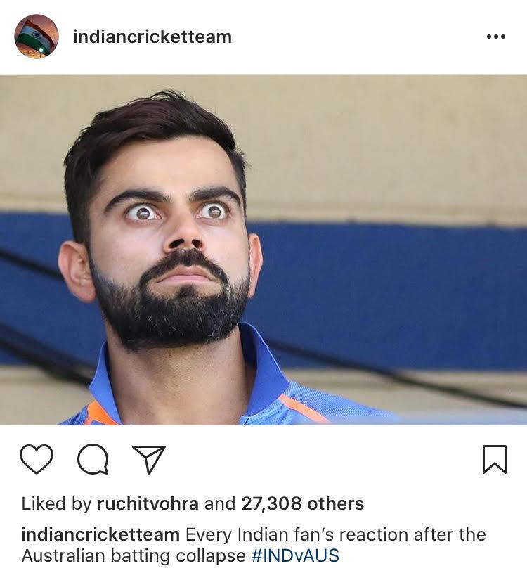 (Image Credits: Indian Cricket Team/ Instagram)