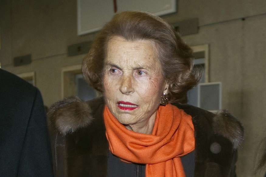L'Oreal Cosmetics Heiress Liliane Bettencourt Dies Aged 94