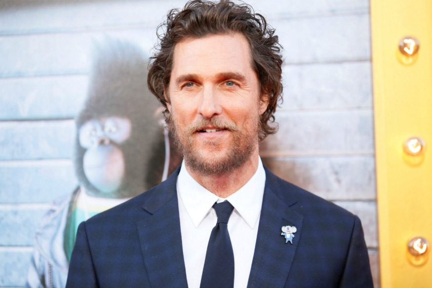 Matthew McConaughey And Kiehl's Team Up To Support Autism ...