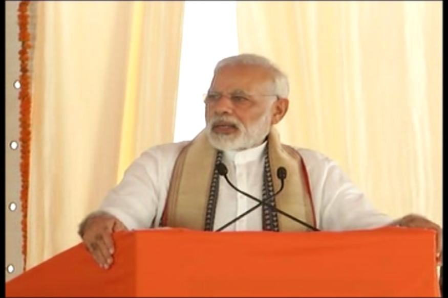 Modi in Varanasi LIVE: Development is the Solution to Every Problem, Says PM