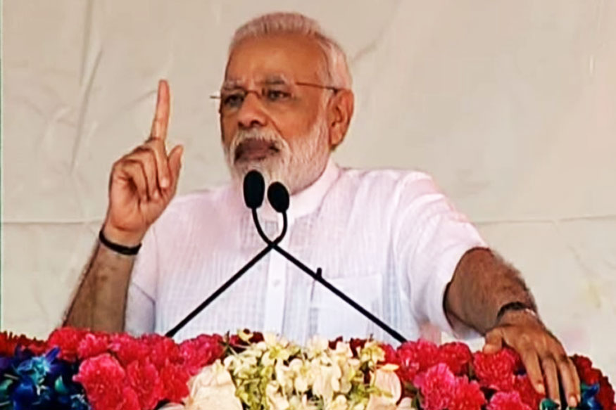 PM Promises 'Homes for All' by 2022, Says Development Agenda Trumps Vote Bank