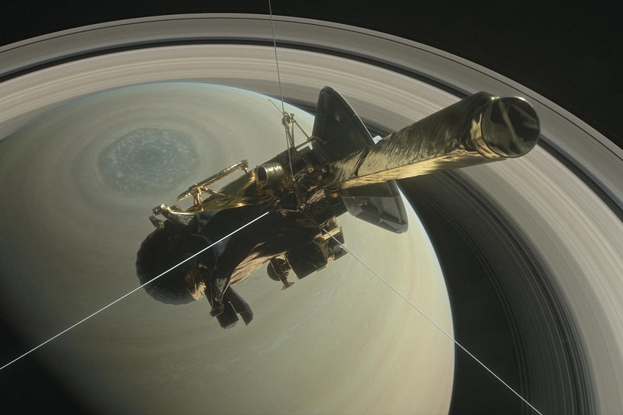 News and Update on Cassini Death Dive | MyTimesNow