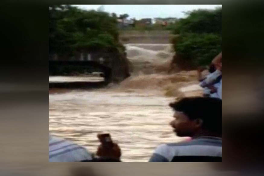 Rs 390 Crore Dam in Bihar Collapses 24 Hours Before Inauguration