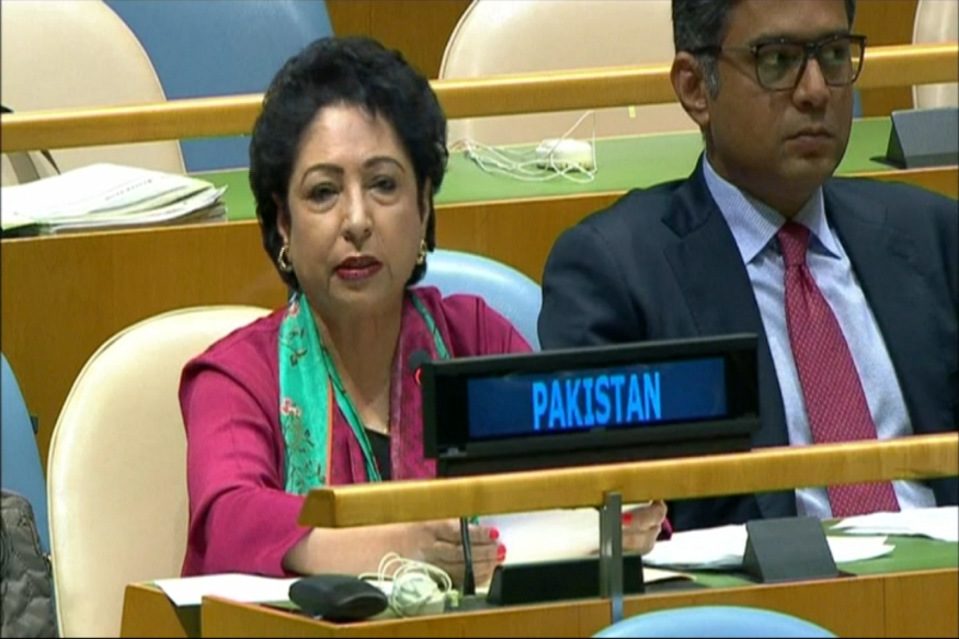 After Sushma Swaraj's Scathing Speech, Pakistan Goes Back to Stirring K-Pot Again