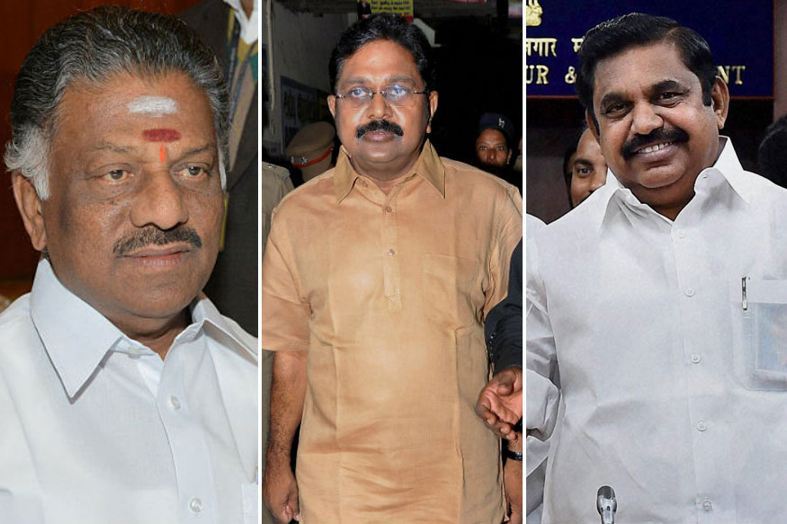 AIADMK LIVE: MLAs of TTV Camp Argue in HC They Only Wanted CM Changed