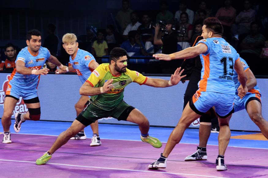 Patna Pirates Skipper Pardeep Narwal Was Confident Of