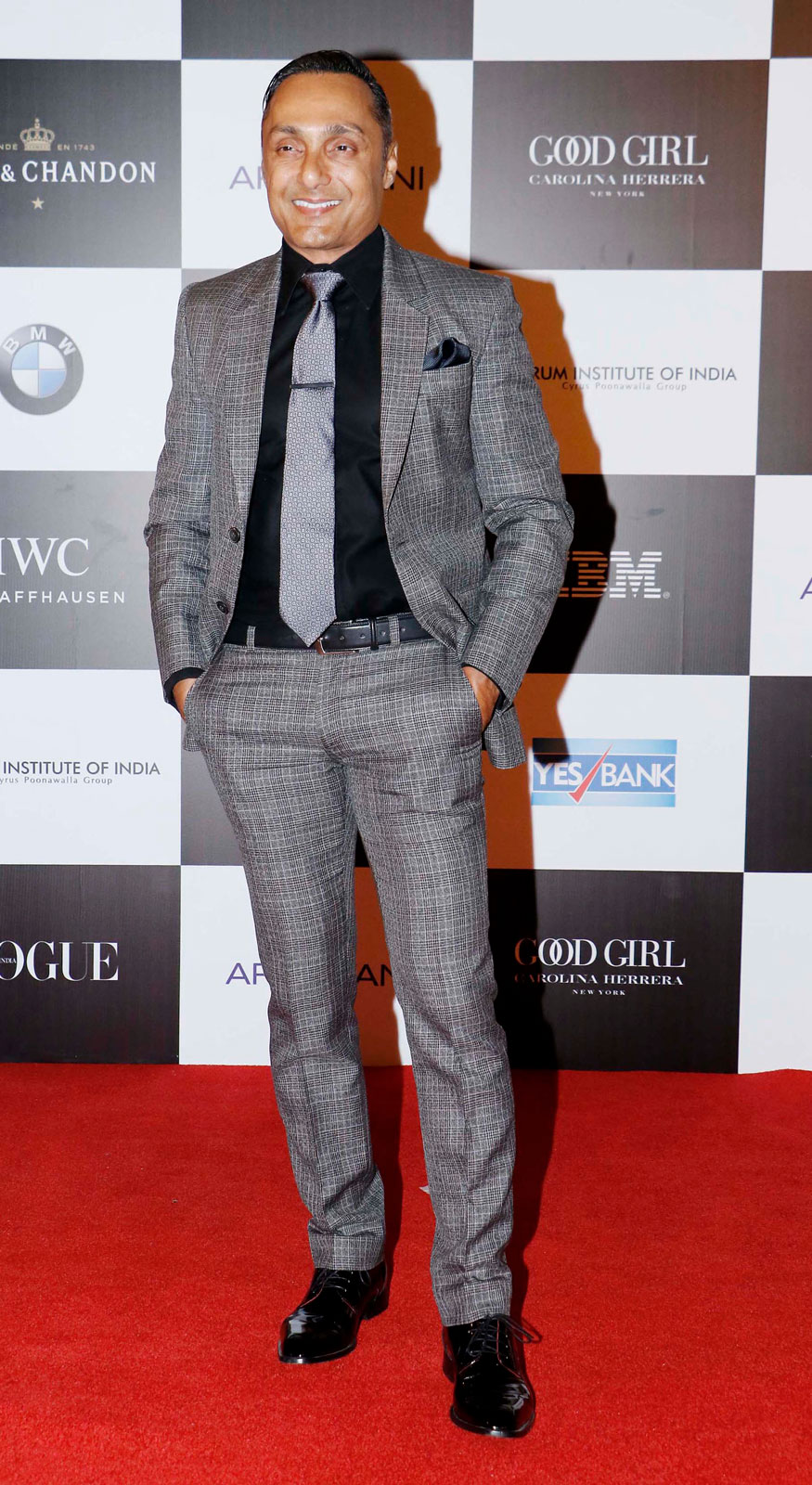 Rahul Bose attends the 'Vogue Women of the Year Awards 2017' at Grand Hyatt Hotel On Sunday, September 24, 2017 in Mumbai. (Image: Yogen Shah)