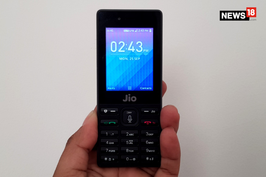 Reliance JioPhone First Impressions Review: Tears of Joy Guaranteed