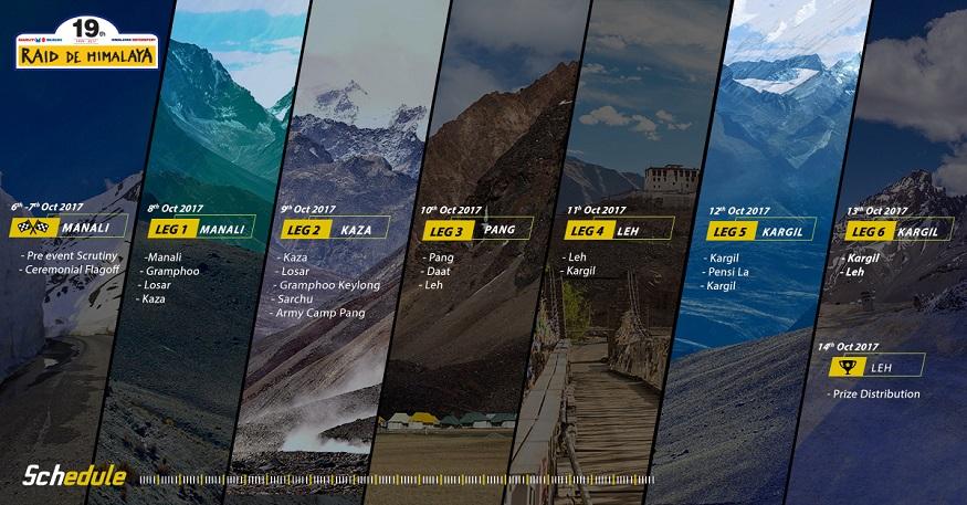 Route and schedule. (Image: Maruti Suzuki)