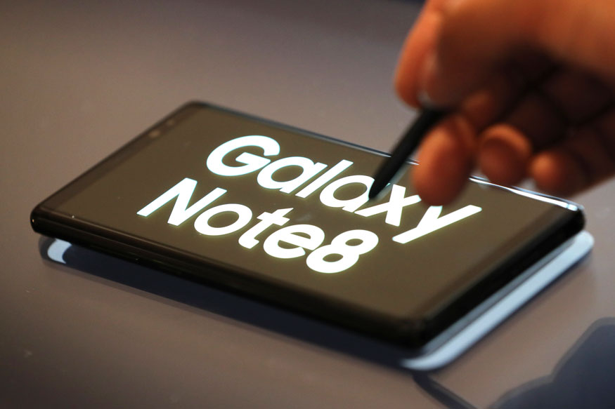 Samsung Galaxy Note 8 First Look Video: Check Out the New Note