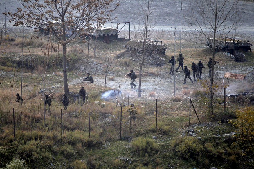 Lashkar Terrorist Arrested in Jammu & Kashmir's Kupwara District: Army