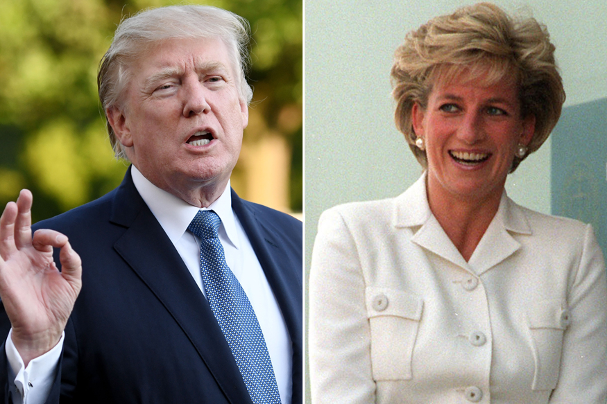 Would've Slept With Princess Diana Though She Was Crazy, Said Trump