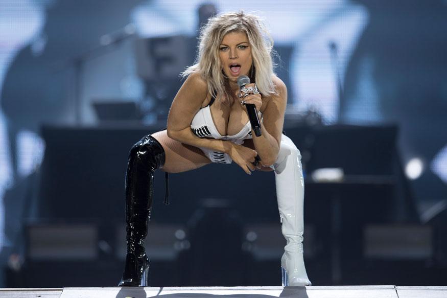 Rock in Rio Music Festival 2017 Fergie Singer