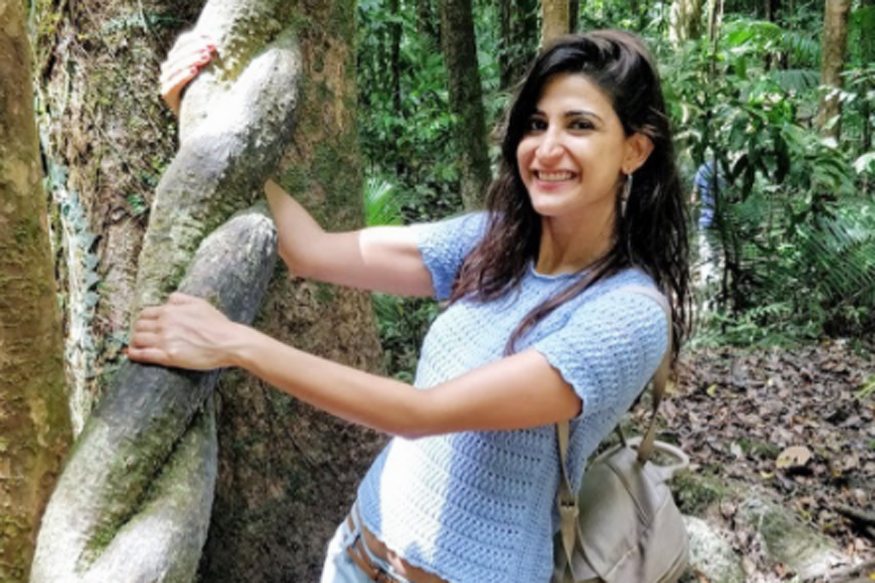 Naseeruddin Shah Plays a Huge Role In My Career: Aahana Kumra