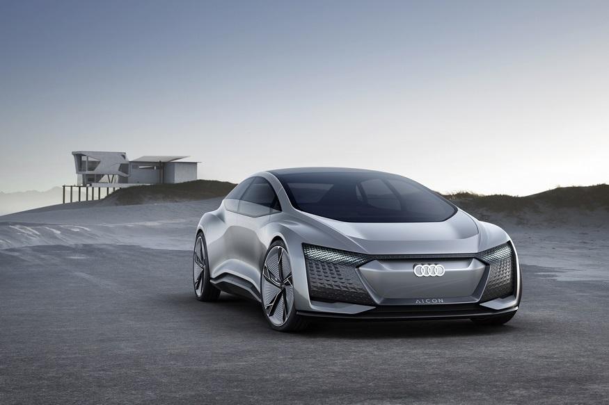 The Audi Aicon. (Image: Audi)