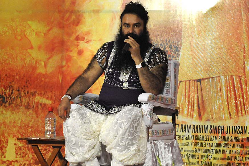Gurmeet Ram Rahim Appeals in High Court Against Rape Conviction