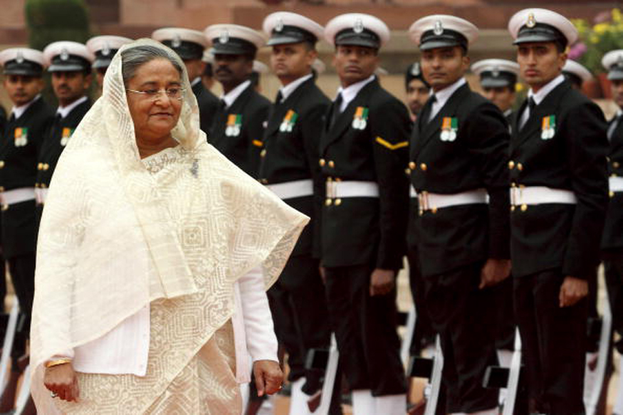 Jihadi Conspiracy to Assassinate Bangla PM Sheikh Hasina Foiled In Nick of Time