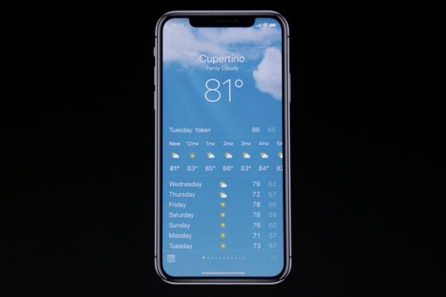Apple iPhone X: Apple Unveils iPhone X in Major Product Launch (Image: News18.com)