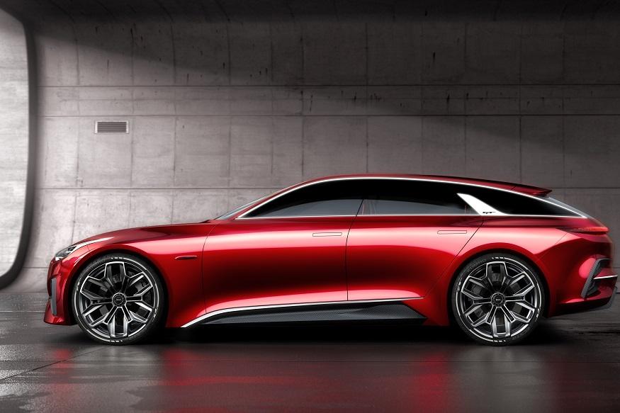 Kia Proceed concept. (Image: Kia)