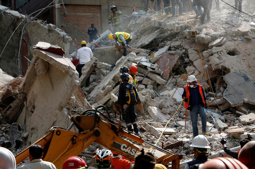 138 Dead After Severe Earthquake of 7.1 Magnitude Strikes Mexico City