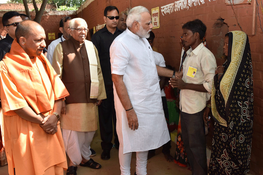 UP Village That 'Sheltered' Humayun Plays Host to PM Modi