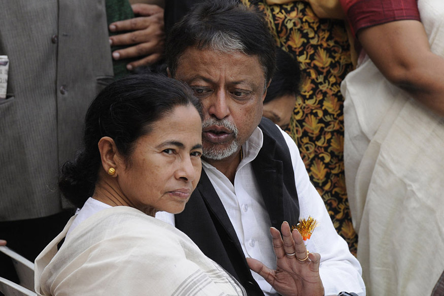 Mukul Roy, Trinamool Congress Heavyweight, Quits Party and Rajya Sabha