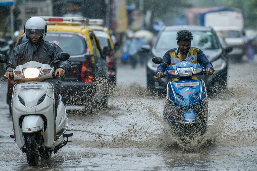 Mumbai Rains LIVE: 56 Flights Diverted, Train Services Hit