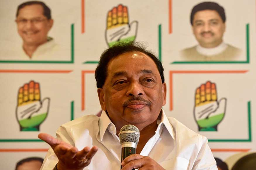 Maharashtra Leader Narayan Rane Quits Congress, Says Will Finish the Party