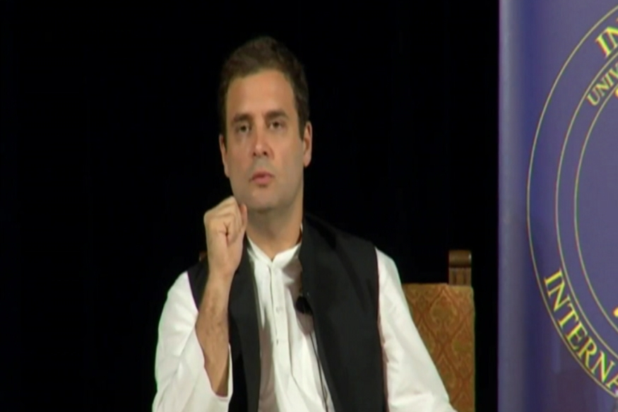 Unemployment Reason for Modi, Trump's Rise to Power, Says Rahul Gandhi