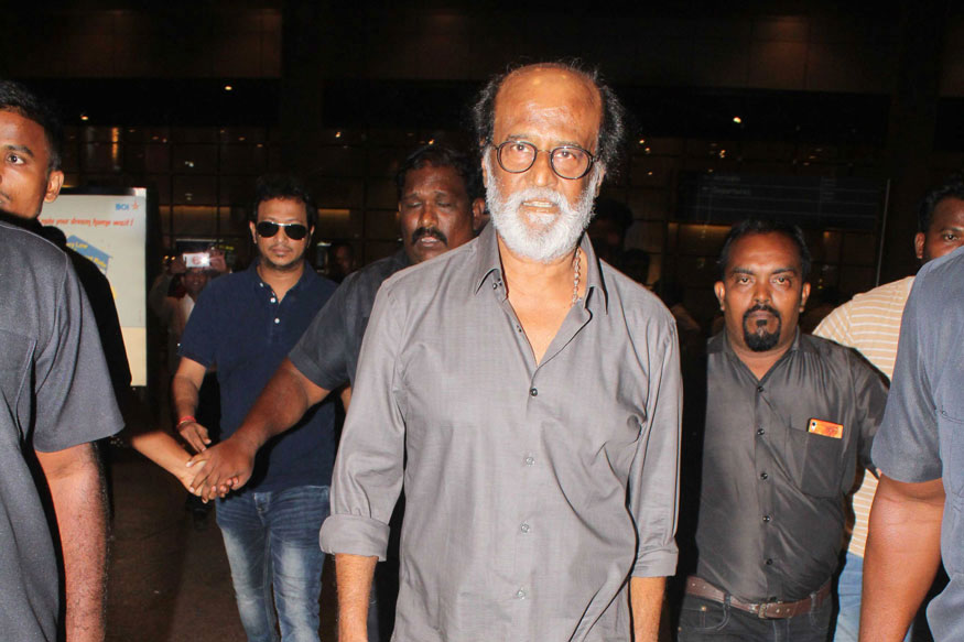 Rajinikanth Says He is Not Joining Politics, For Now