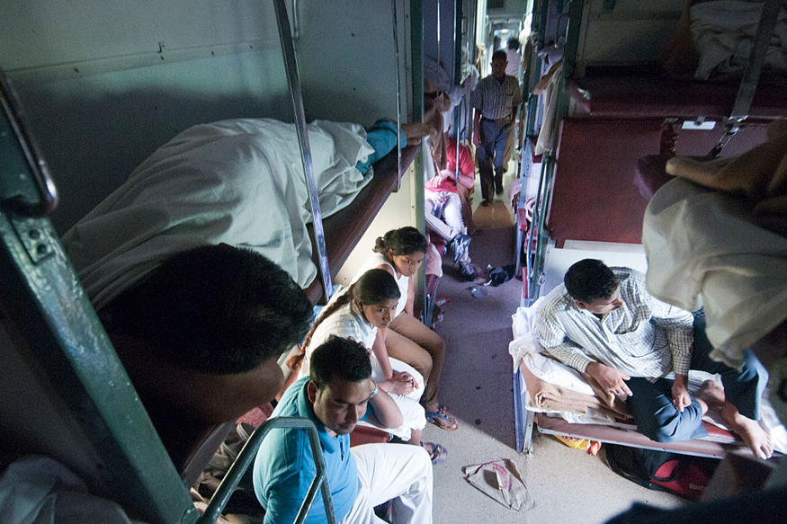 Image result for To End Fights, Railways Trims Sleeping Time for Passengers by One Hour