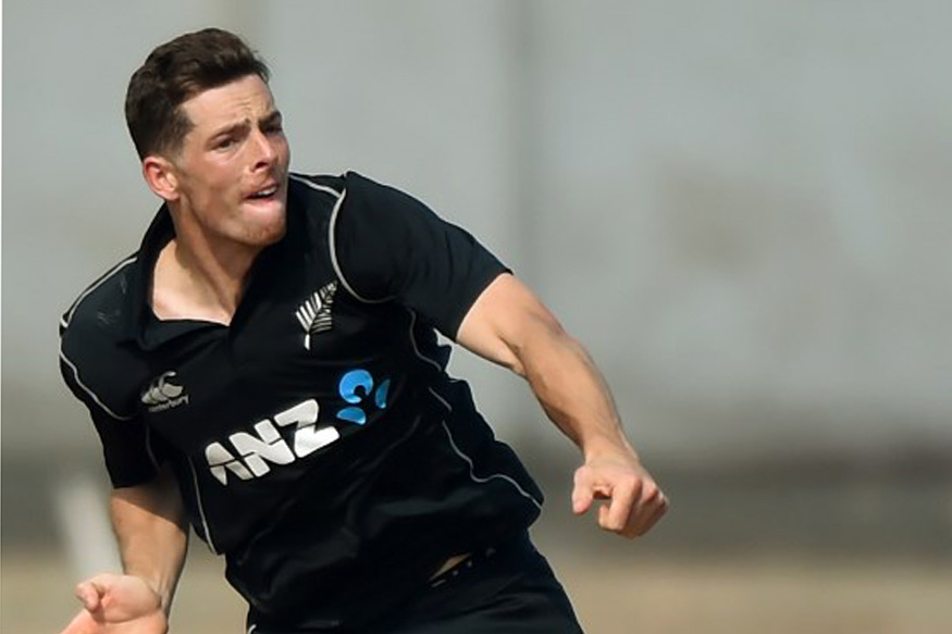 India vs New Zealand, Live Cricket Score, 1st ODI, Mumbai: Santner Dismisses Jadhav