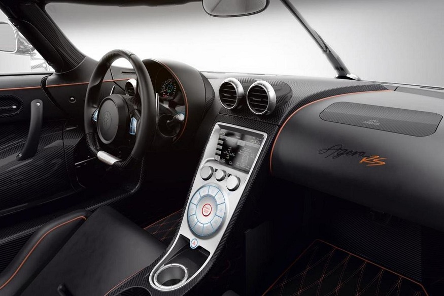 Koenigsegg Agera RS Hypercar