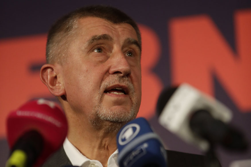 'Czech Trump' Clinches Election Victory, Eurosceptics Boosted