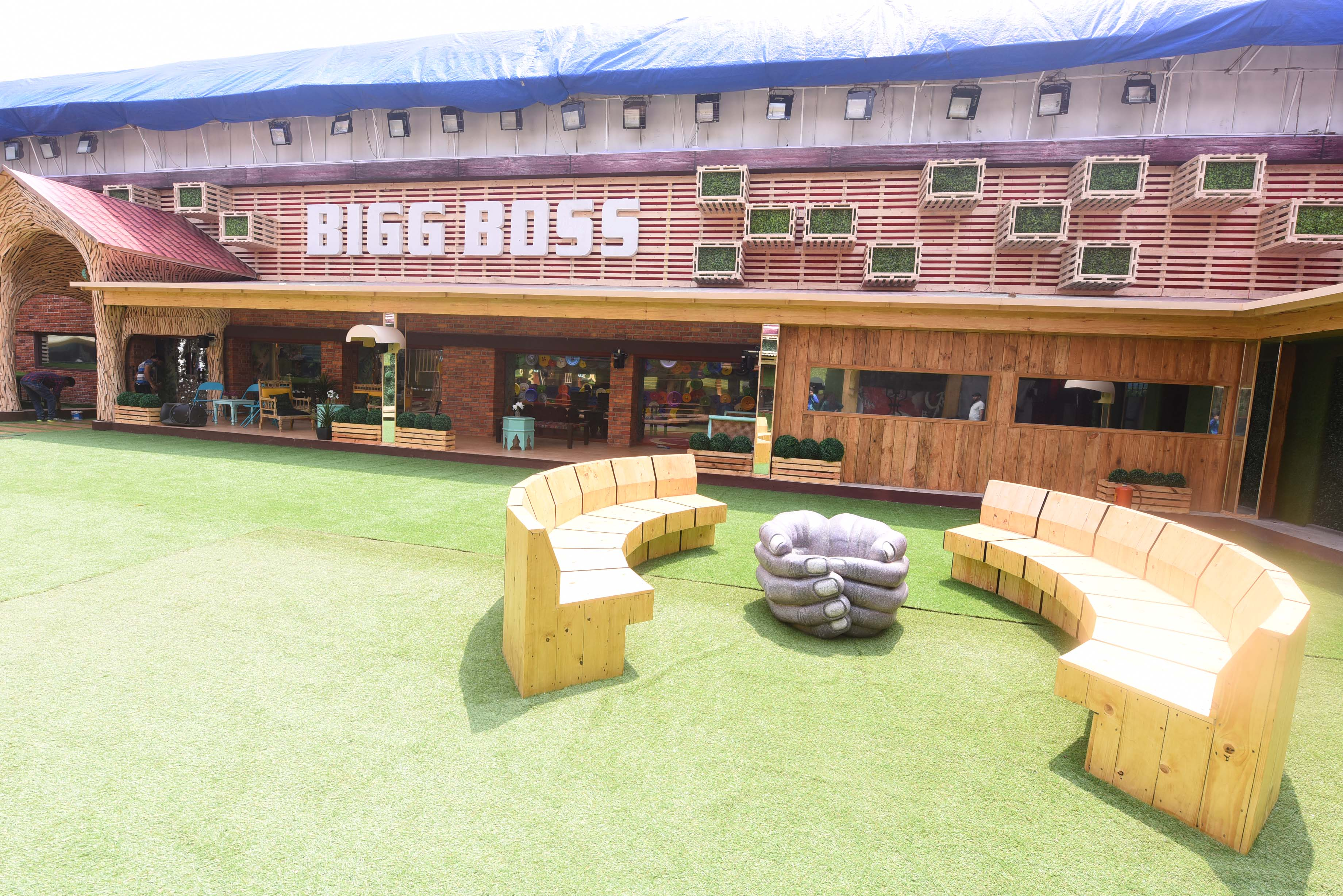 Bigg Boss 11: The house looks grander than ever