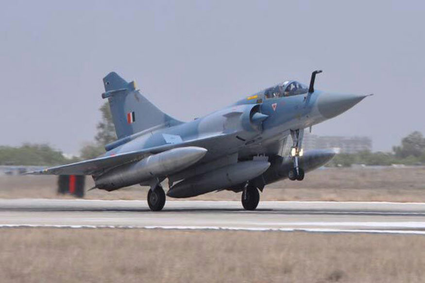 Avani Chaturvedi of Indian Air Force creates a history.