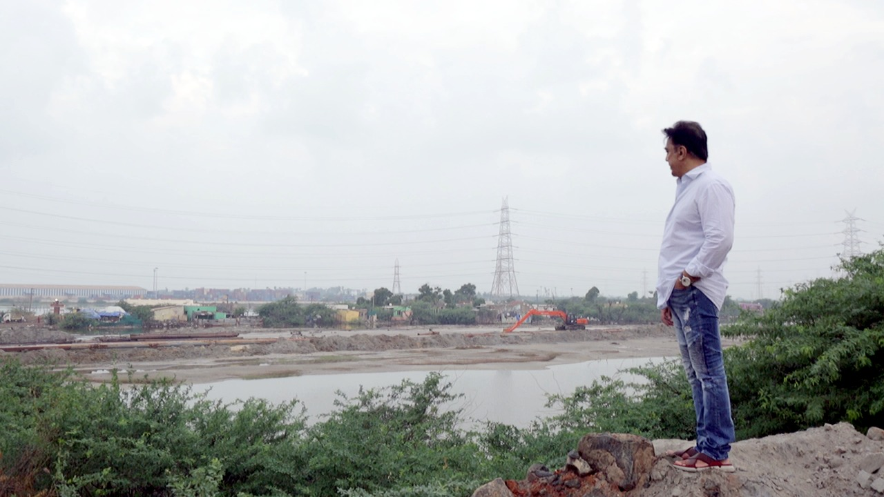 Kamal Haasan Creek