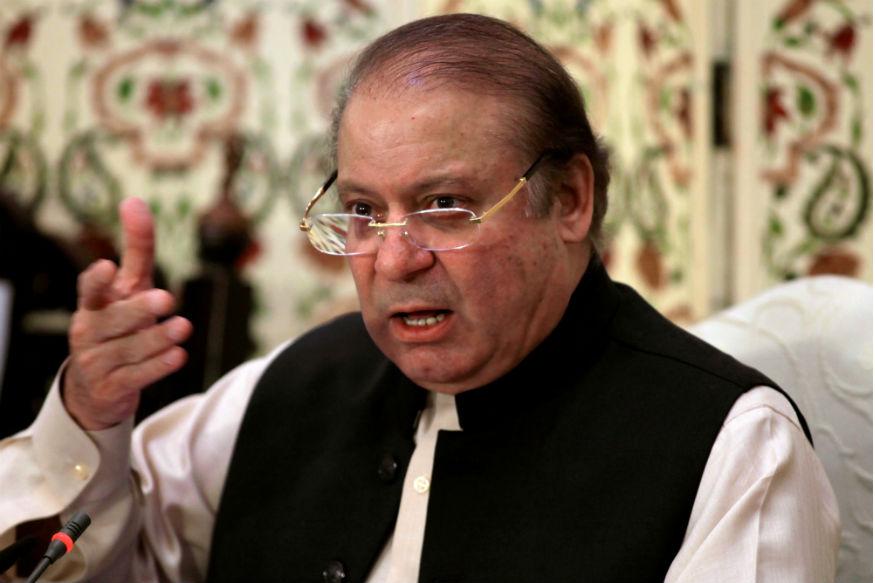 Pakistani Anti-corruption Court Indicts Ousted PM Nawaz Sharif and his Daughter